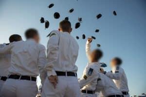 תמונה מטקס סיום קורס צוללן מחזור 119 צילום דובר צהל