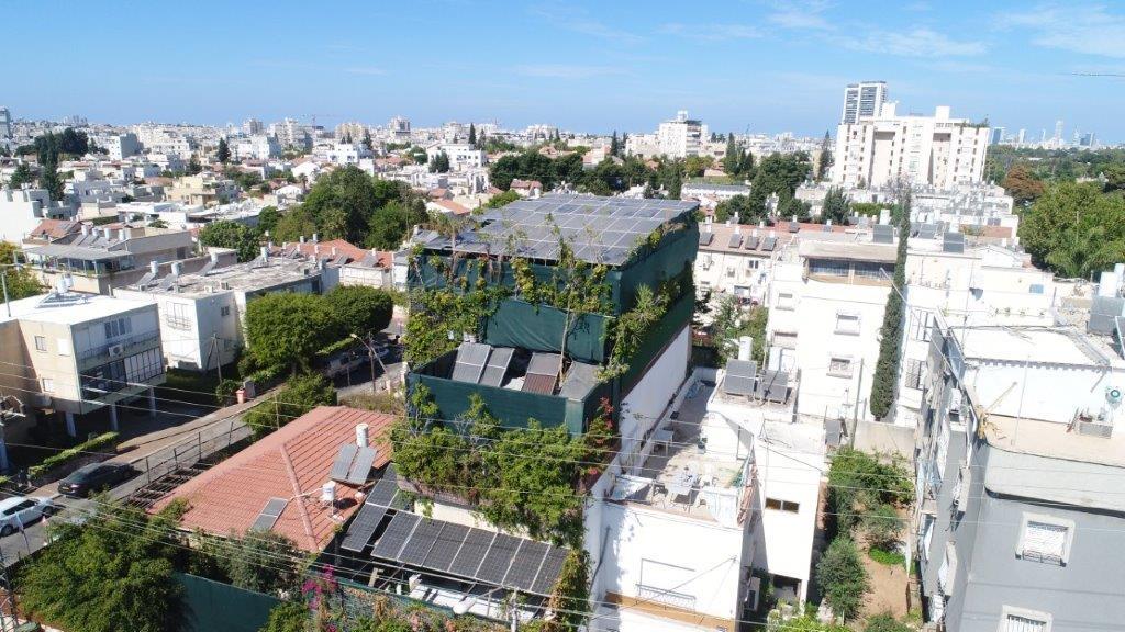 הבית הירוק צילום עיריית חולון