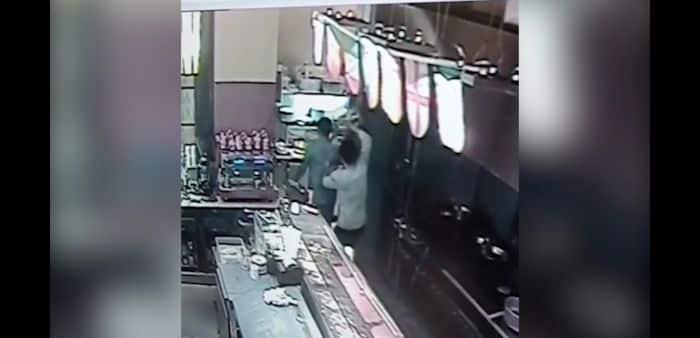 מתוך הסרטון. צילום: דוברות המשטרה