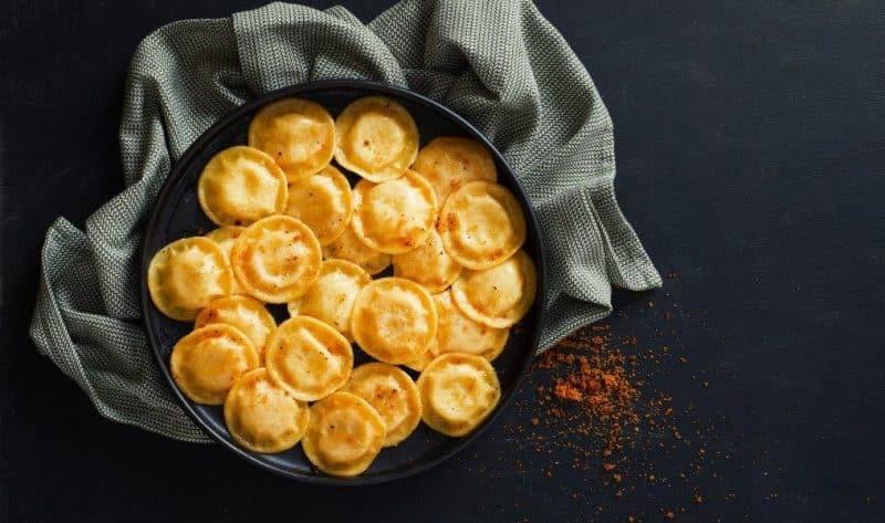רביולי גבינות שמש פסטה ריקו