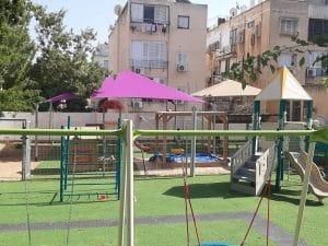 גן משחקים צילום עיריית חולון