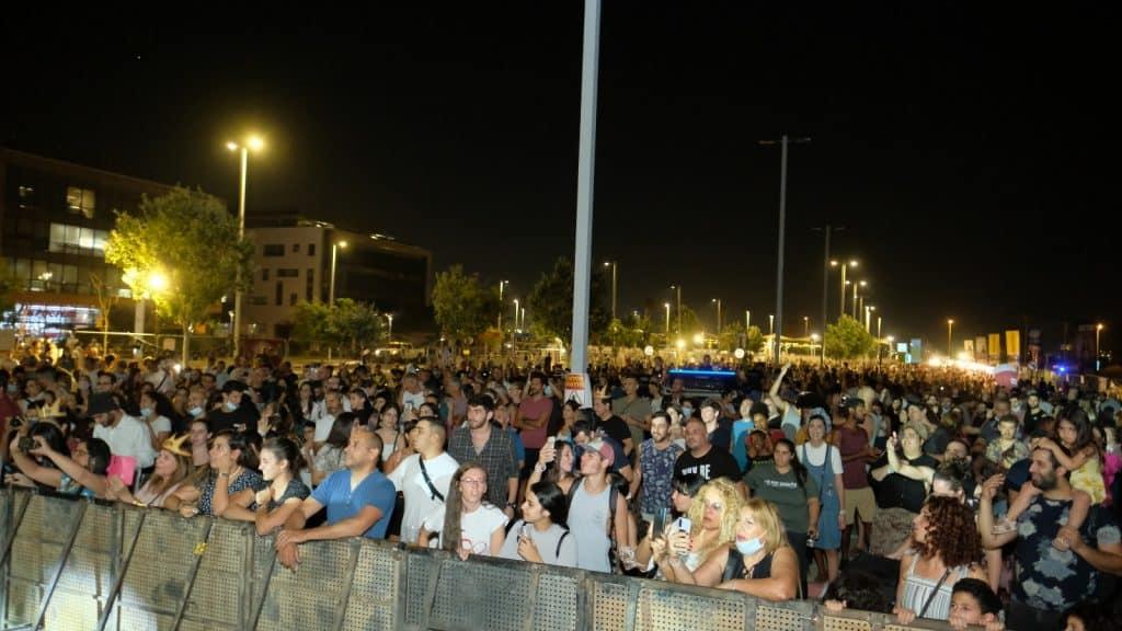 הקהל באירוע. צילום: סטודיו ישראל
