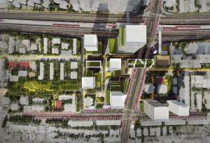 התחדשות עירונית במתחם יוספטל בחולון הדמיות – ישר אדריכלים (2)