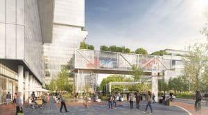 התחדשות עירונית במתחם יוספטל בחולון הדמיות – ישר אדריכלים (3)