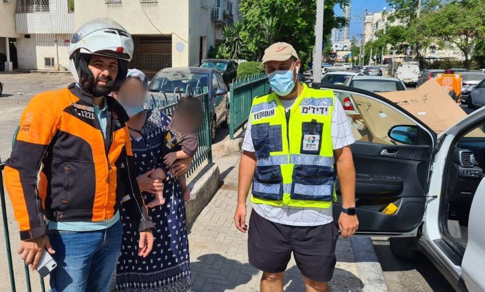 צילום ידידים סיוע בדרכים