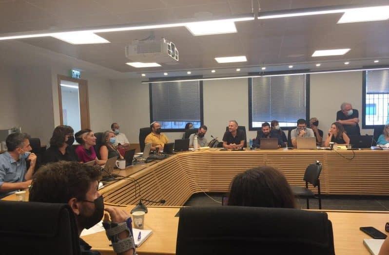 שולחן עגול לקידום תכנית ההתחדשות