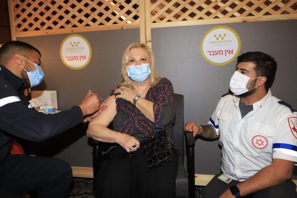 מבצע חיסונים