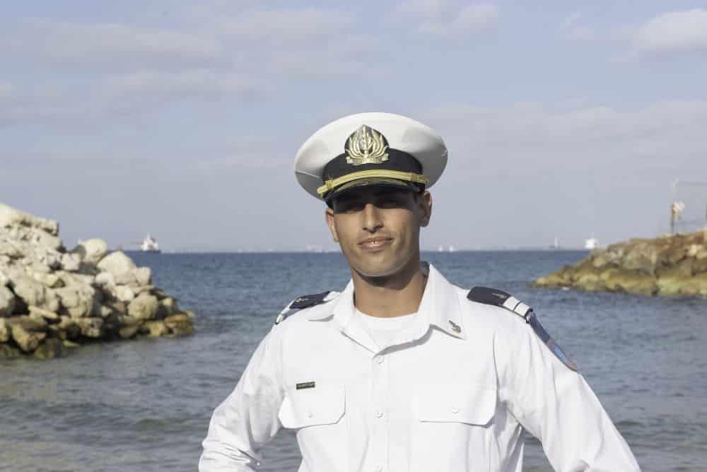 סגן אריאל גלינר צילום דובר צהל