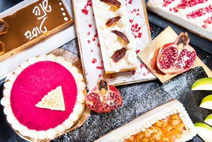 שיריז פטיסרי - עוגות לראש השנה