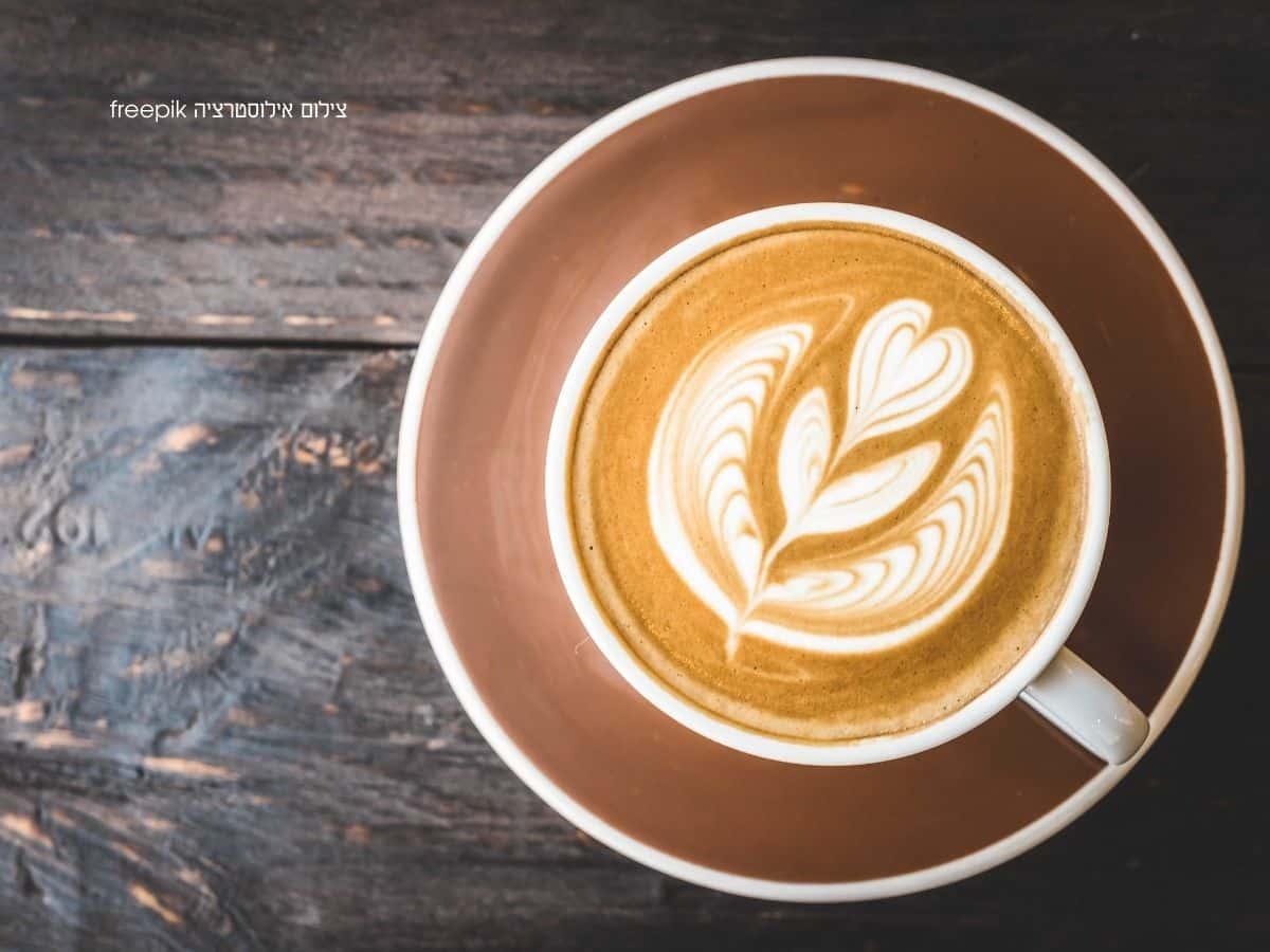 בתי קפה הכי מומלצים בראשון לציון לשנת 2021. צילום אילוסטרציה freepik