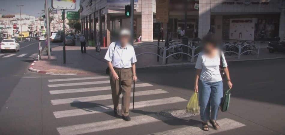 קשישים2 צילום עמותת אור ירוק