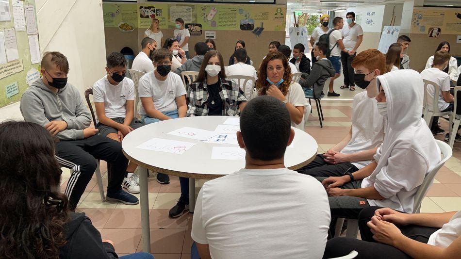 רמת יוסף (1) צילום מחלקת נוער עיריית בת-ים
